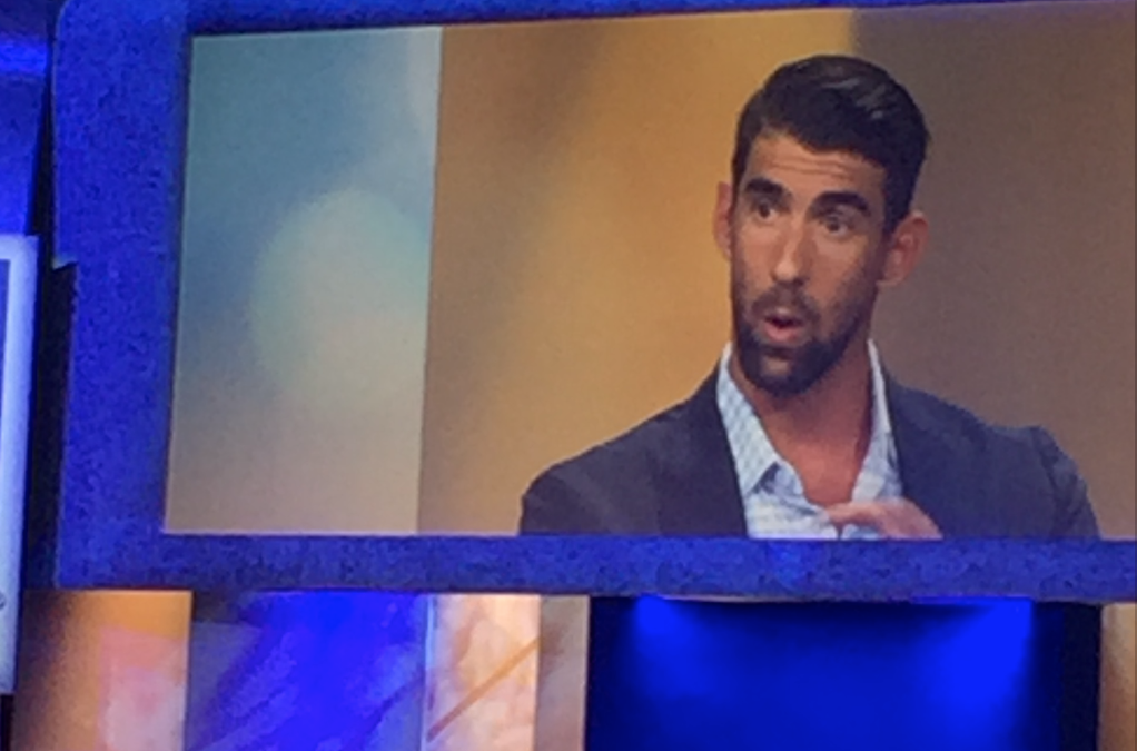 Michael Phelps, Mindset and Music